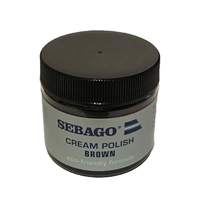 Sebago Cream Polish