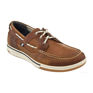 Image of Sebago Triton Three-Eye Shoe (Men's) - British Tan / Brown