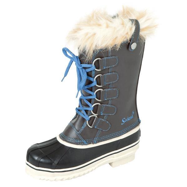 Seeland Canazei Pac Winter Walking Boots (Women's) - Blue