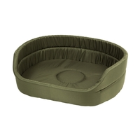 Seeland Dog Basket - Green