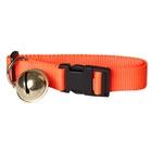 Seeland Dog Collar in Webbing w/Bell