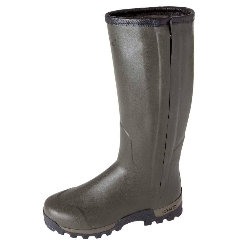 Image of Seeland Estate Vibram 18 Inch 5mm Neoprene Full Length Side-Zip Wellington  Boots