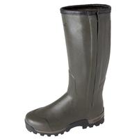 Seeland Estate Vibram 18 Inch 5mm Neoprene Full Length Side-Zip Wellington Boots (Unisex)