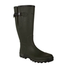 Seeland Estate Vibram Lady 16 Inch 5mm Neoprene Wellington Boots with Gusset (Women's)