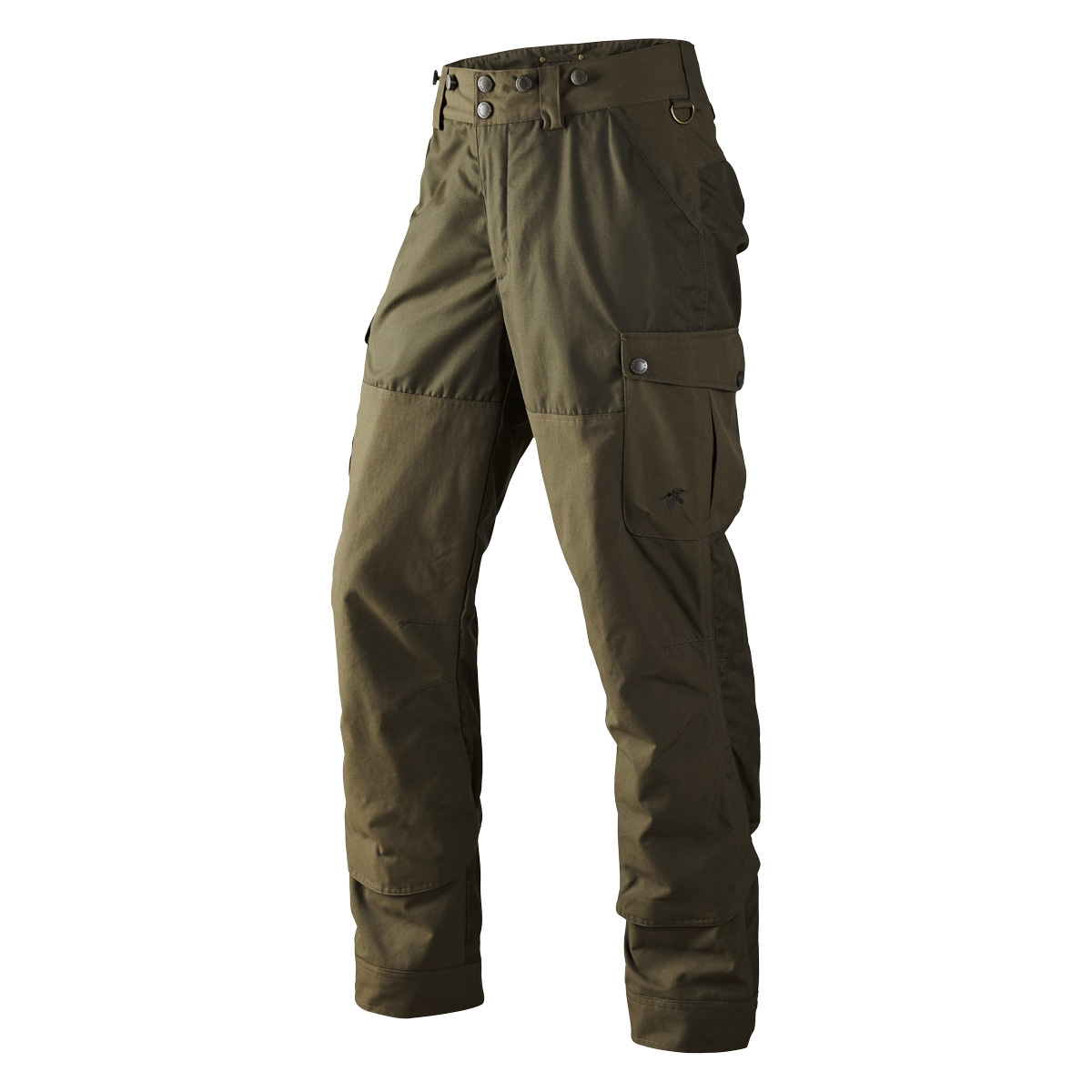 Image of Seeland Exeter Advantage Trousers - Pine Green