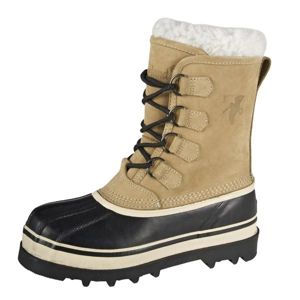 Seeland Snow King 10 Inch Walking Boots (Men's) - Tan | Uttings.co.uk