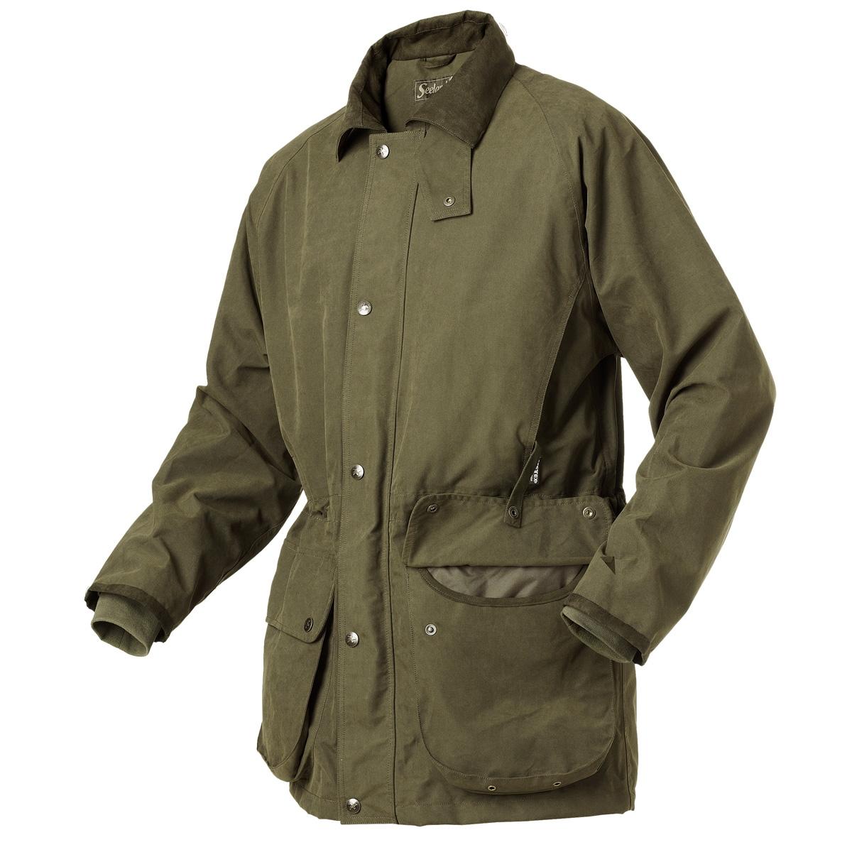 Seeland Woodcock Jacket Shaded Olive Uttings Co Uk