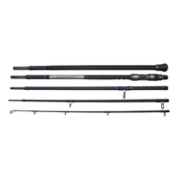 Shakespeare 5 Piece Agility Expedition Beach Rod - 11ft 6in
