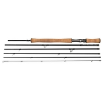 Shakespeare 6 Piece Oracle EXP Switch Rod - 11ft