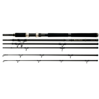 Shimano 5 Piece Beastmaster Twin Tip Travel Shore-Boat Rod - 8ft/9ft8in