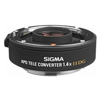 Sigma 1.4x Tele Converter EX DG - Nikon Fit