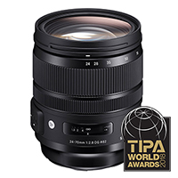Sigma 24-70mm f/2.8 DG OS HSM A Lens - Canon Fit