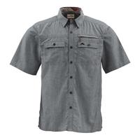 Simms Cuda Short Sleeved Shirt