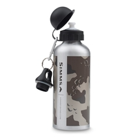 Simms Camo Water Bottle 0.6L