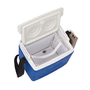 Cool Box snowbee 8 litre coolbox/live bait container | uttings.co.uk