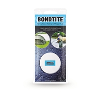 Snowbee Bondtite Repair Patch - 2 x Round Self-Adhesive  Patches 70mm