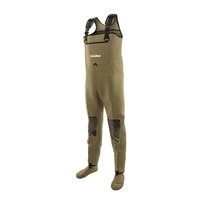 Snowbee New Classic Neoprene Stockingfoot Chest Waders