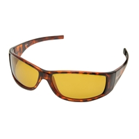Image of Snowbee Prestige Gamefisher Sunglasses - Tortoiseshell / Yellow
