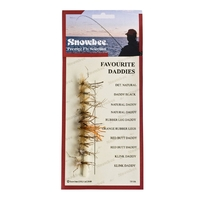 Snowbee Stillwater Flies - Favourite Daddies - 10 Pack