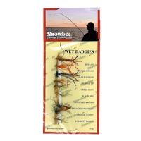 Snowbee Stillwater Flies - Wet Daddies - 10 Pack