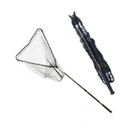 Snowbee Stillwater and River Telescopic Landing Nets.