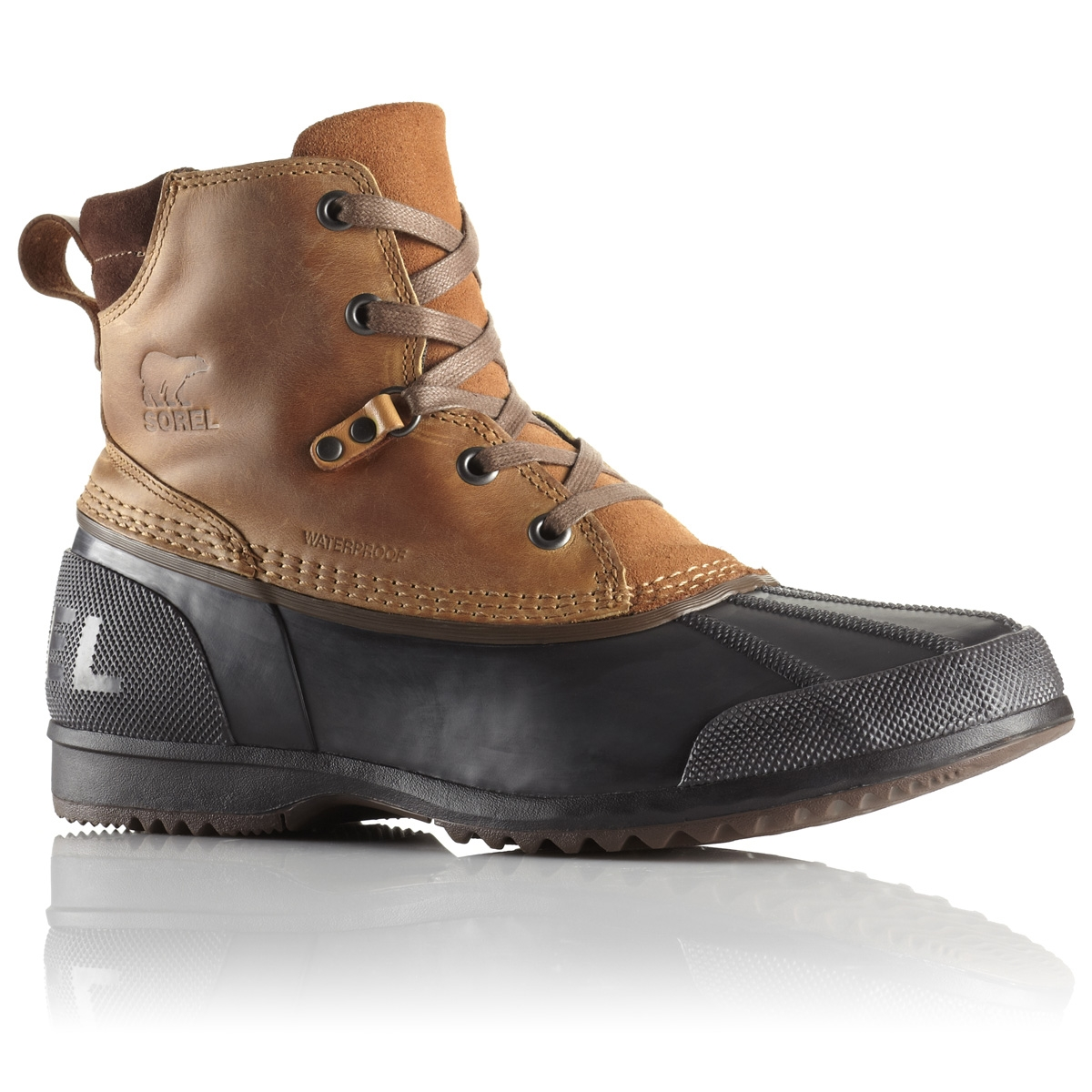ankeny men Men's sorel ankeny boot with free shipping & exchanges stay dry in the men's sorel ankeny boot this boot features waterproof.