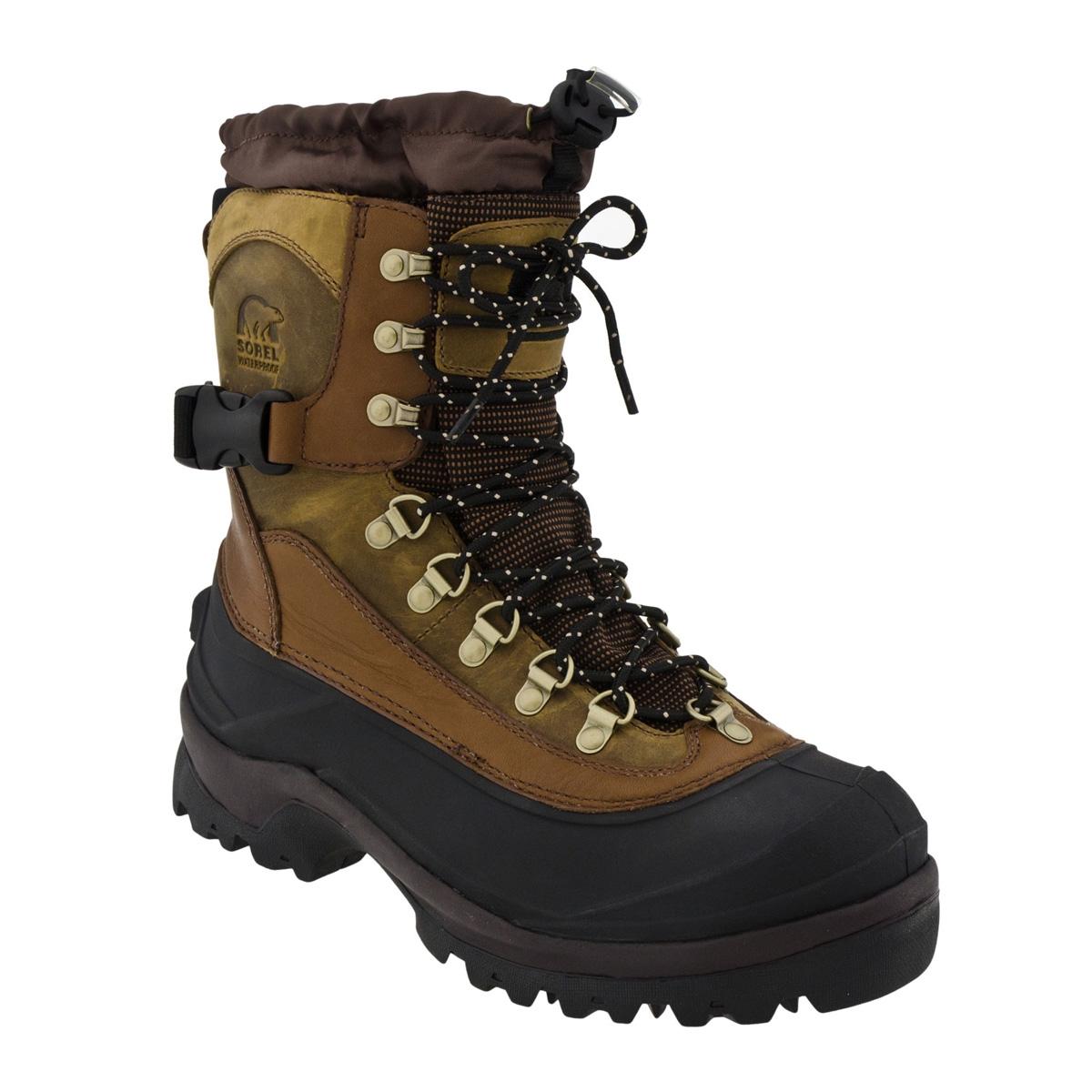 sorel conquest walking boot s bark uttings co uk
