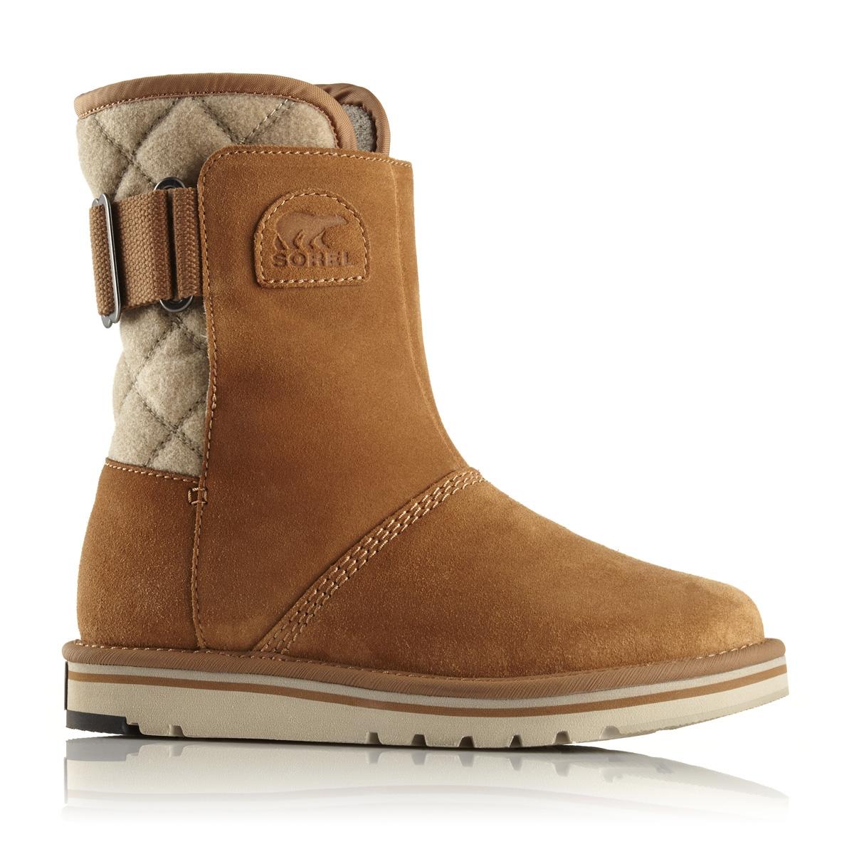 Image of Sorel Newbie Boots (Women's) - Elk/British Tan