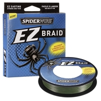 Spiderwire EZ Braid Line - Moss Green - 300yds