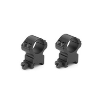 Sportsmatch UK 2 Piece 25mm High Weaver Mounts