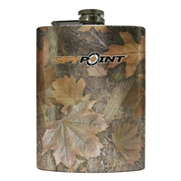 SpyPoint 8oz Stainless Steel Hip Flask