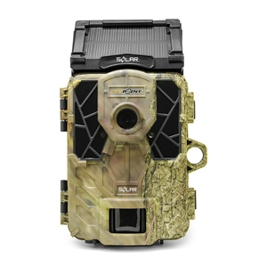 Image of SpyPoint SOLAR Trail/Surveillance Camera - Camo