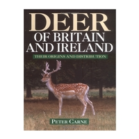 Swan Hill Press Deer of Britain and Ireland (Peter Carne)