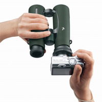 Swarovski Snap Shot Adapter S3 for EL 42 Swarovision Binoculars