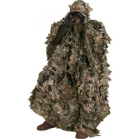 Swedteam Leaf Camo Poncho