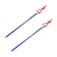 Terra Nova Alloy Pin Tent Pegs (2 pack)