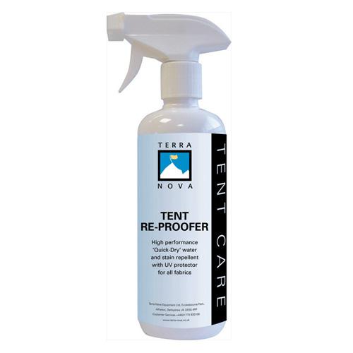 how to pack a terra nova tent