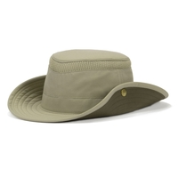 Tilley Medium Brim Snap-Up Lightweight Airflo Hat