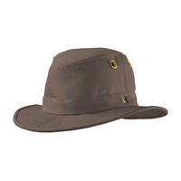 Tilley Medium Curved Brim Hemp Hat