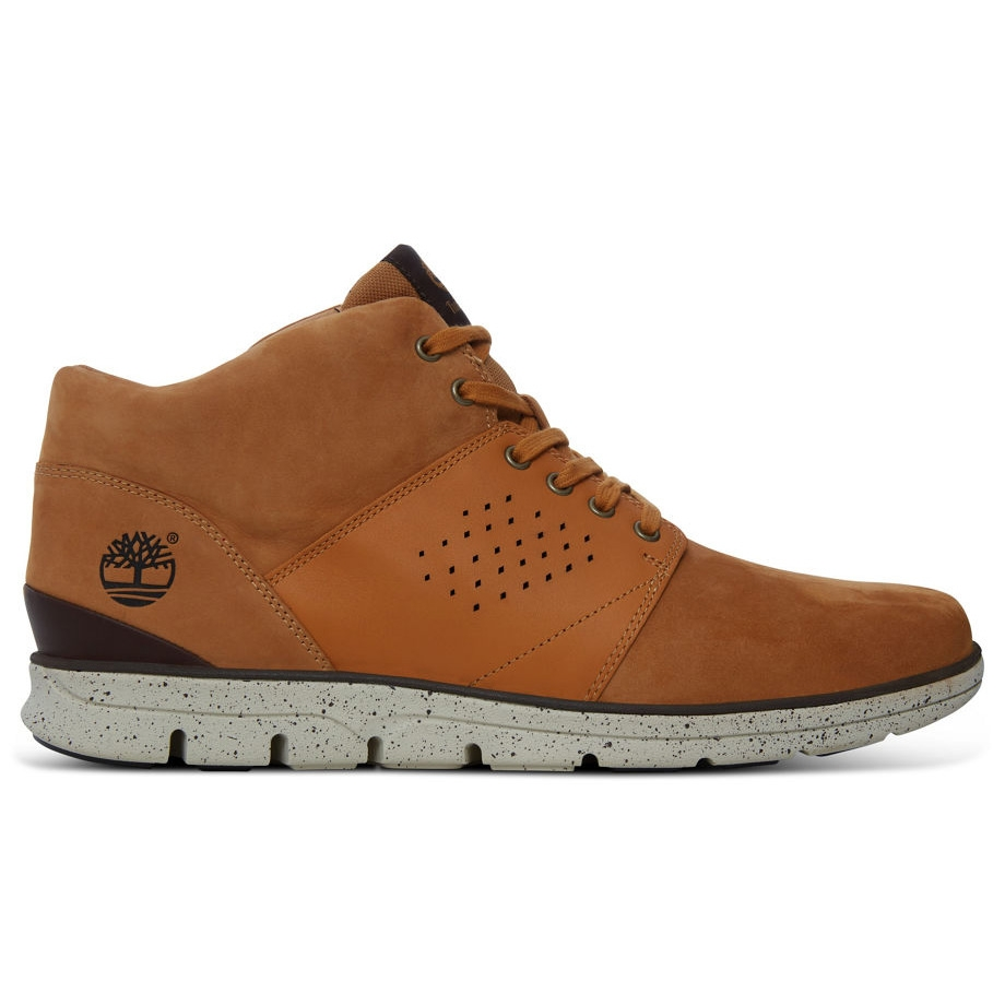 Image of Timberland Bradstreet Half Cab Casual Boots (Men's) Wheat