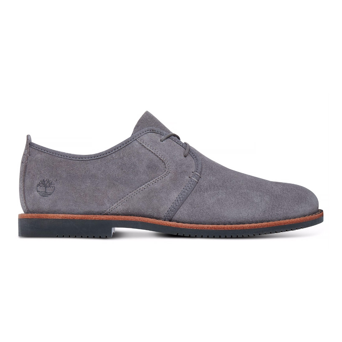 Image of Timberland Brooklyn Park Oxford Shoes (Men's) Steeple Grey Hammer II