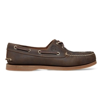 Timberland Classic 2 Eye Boat Shoes (Men's)