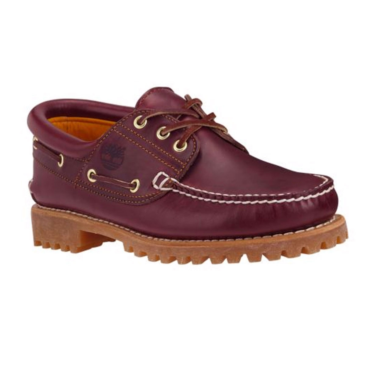 Timberland classic authentic 3 eye boat shoe men 39 s for Classic 3