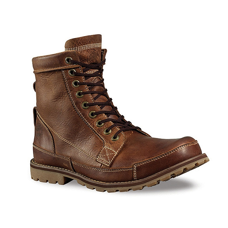 Leather Boot Men - Yu Boots