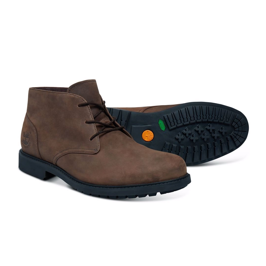 Image of Timberland Earthkeepers Stormbuck Chukka Boot (Men's) - Dark Brown