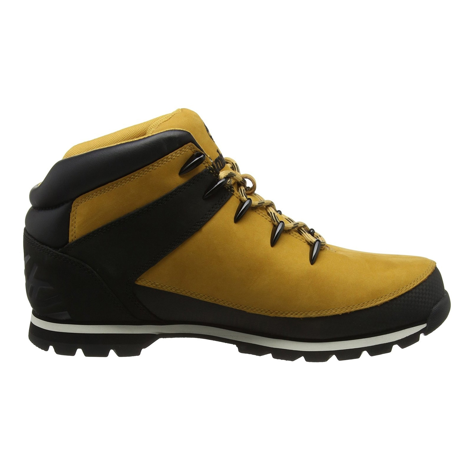 Image of Timberland Euro Sprint Hiker Walking Boots (Men's) - Wheat Nubuck  with Silizium