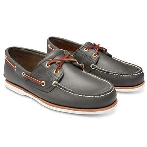 Clásicos Zapatos Del Barco 2 De Los Ojos De Los Hombres De Timberland Nubuck Azul Gp1CFpLpi