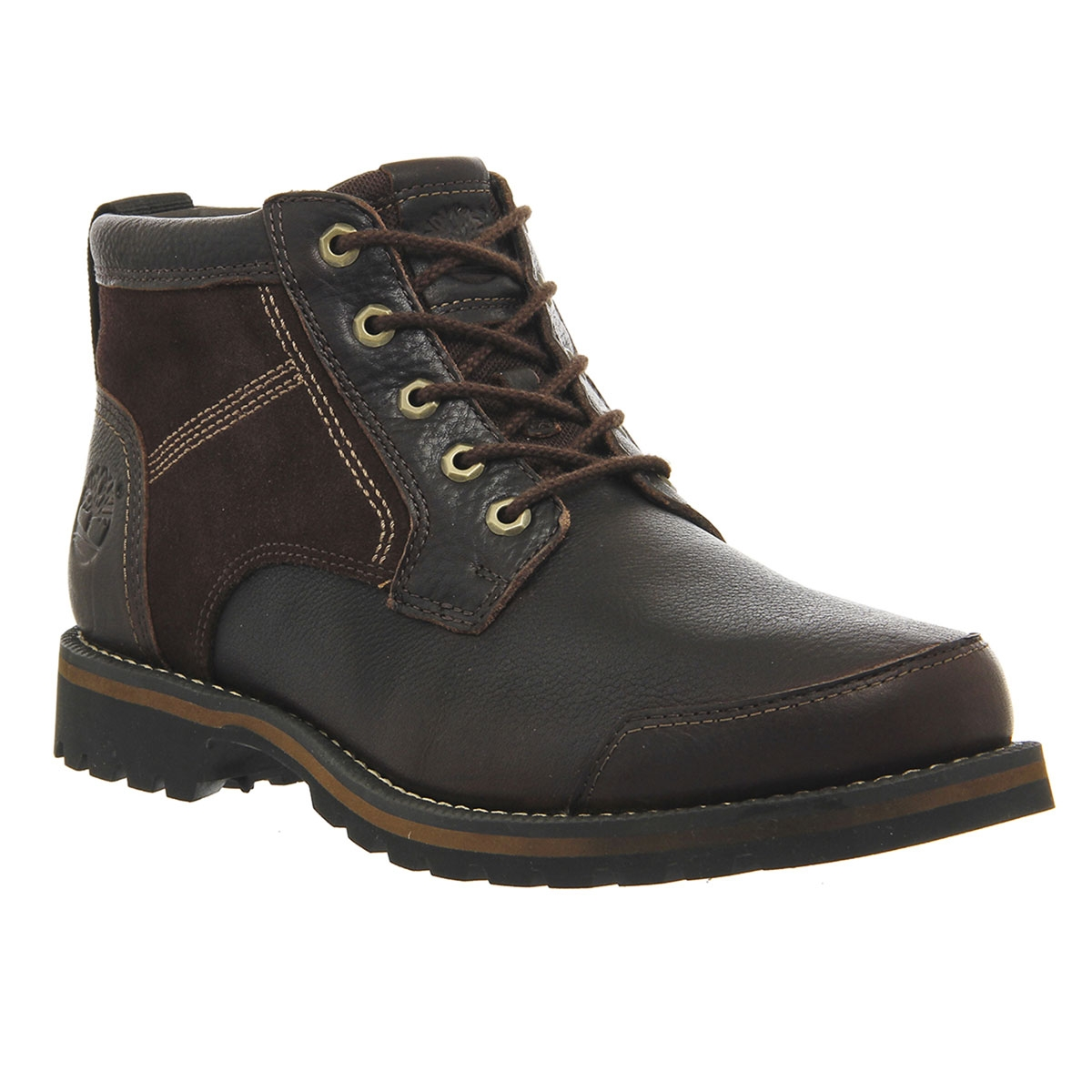 Image of Timberland Earthkeepers Larchmont Chukka Boots (Men's) - Gaucho  Saddleback (Dark Brown ...