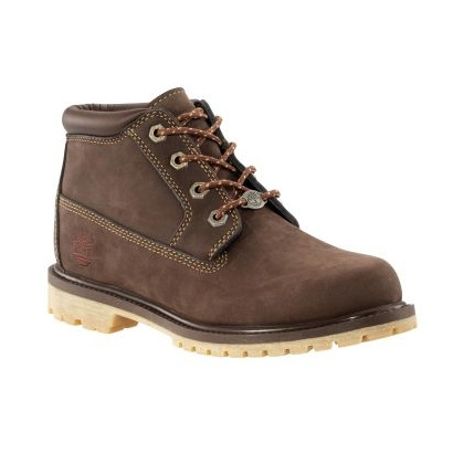 Image of Timberland Nellie Chukka Double Boot (Women's) Red Briar