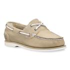 Clásicos Zapatos Del Barco De La Mujer Timberland Bronceado jxeStEXa5p